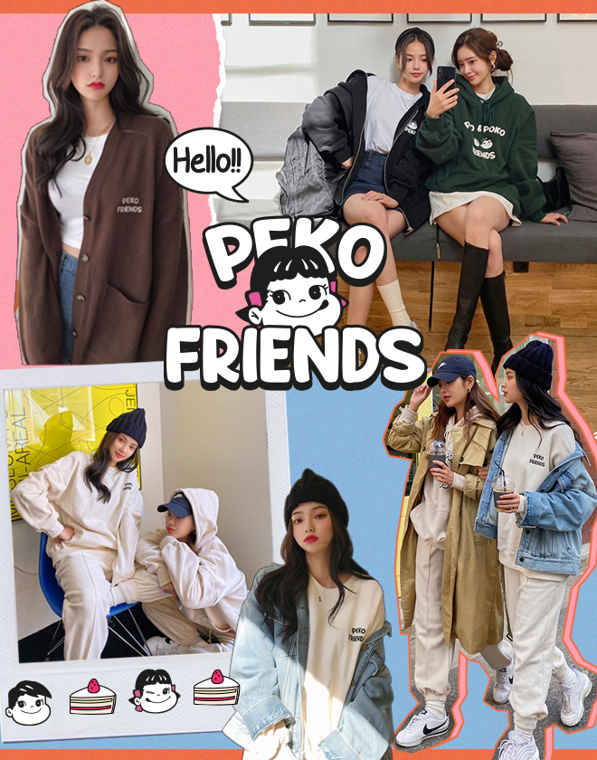 peko new collection
