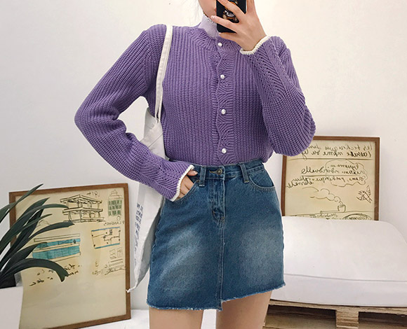 Sweet Touch Cardigan by Chuu