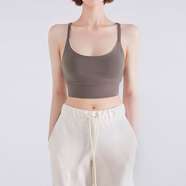 -5KG Crop Tank Sleeveless