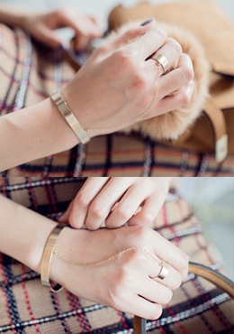 Bracelet and Ring Set