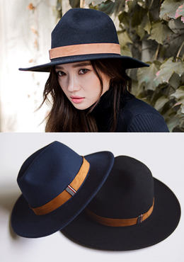 Dandy Gentleman Suede Hat
