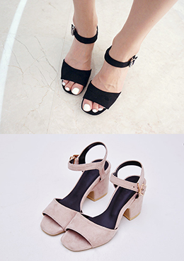 Simple Strap Shoes