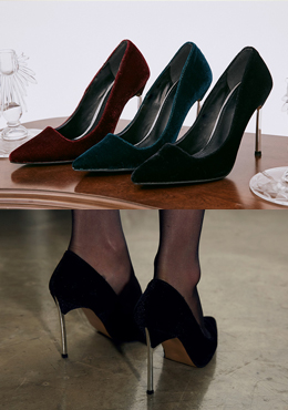 Heels All Day Pumps