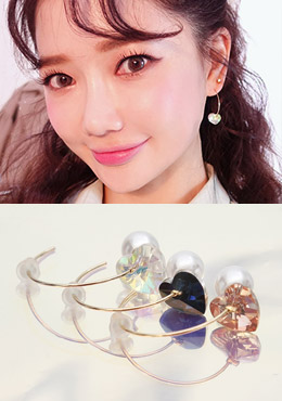 Secretly In Love Earrings