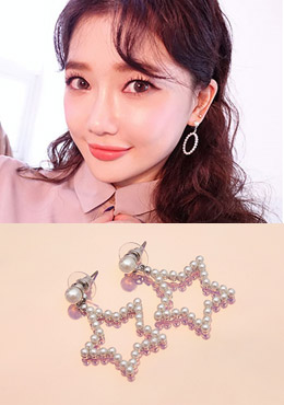 Rhythmic Evening Earrings