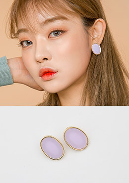 With Open Eyes Earrings