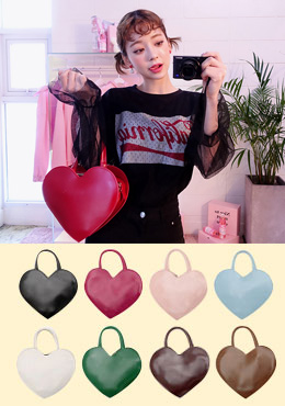 Firm Heart Bag