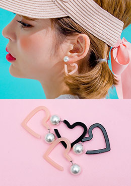 Road To Love Earrings