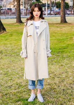 Mindless Feeling Coat
