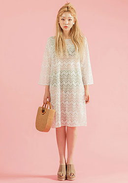 Give Me Energy Lace Dress