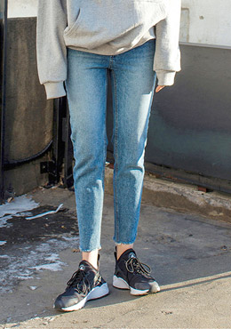 Don't Stress It Relaxed Jeans