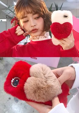 Soft Hearted Phone Case