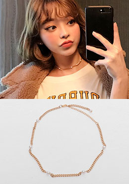Because Of Love Necklace