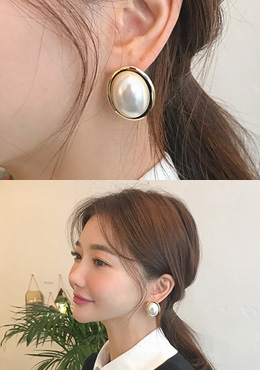 The Coolest Night Earring