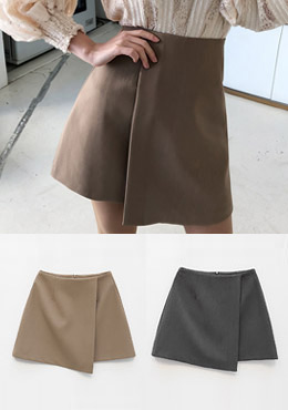 Memory Of Couple Mini Skirt