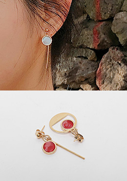 Red Light District Earring