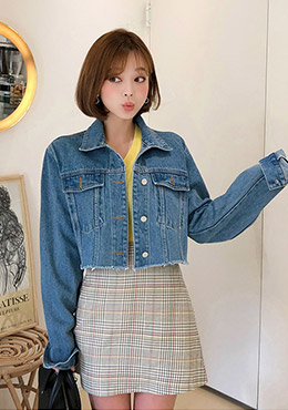 Henri Matisse Denim Jacket
