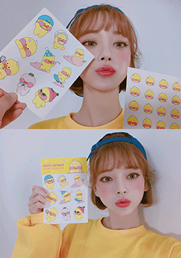 FANFANCHUU Play Stickers
