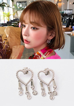 Love Rain Earring