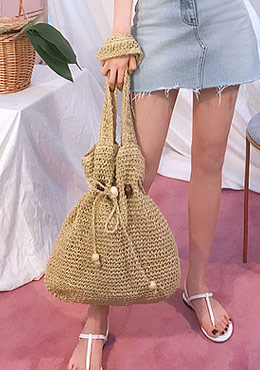 Everyday Summer Straw Bag