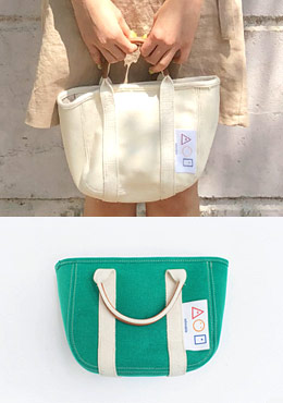Adorable Cotton Tote Bag