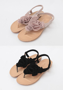 Flowers On You Sandal