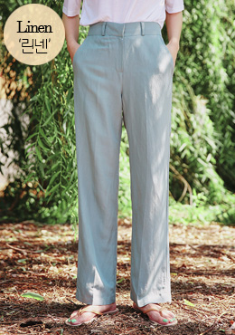Be Happy Linen Pants