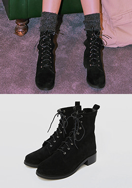Girl Crush Lace Up Boot