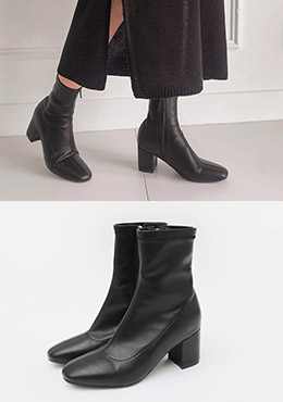 Dancing Heeled Socks Boot