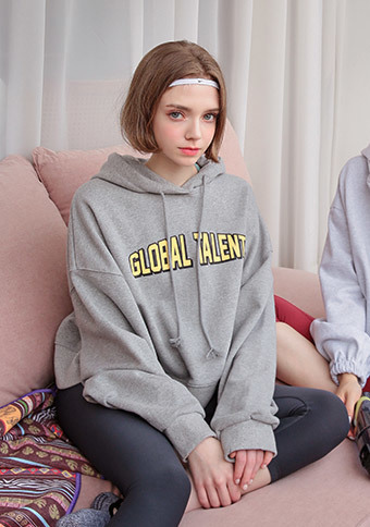 Global Talent Graphic Hoodie