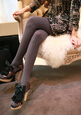 Chain Line Stockings