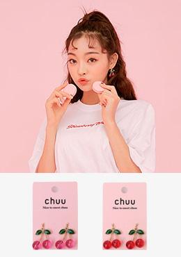 cherry-lovers-earring by chuu