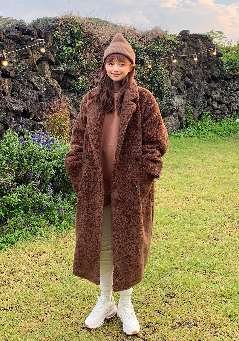 chu-chu-bear-coat by chuu