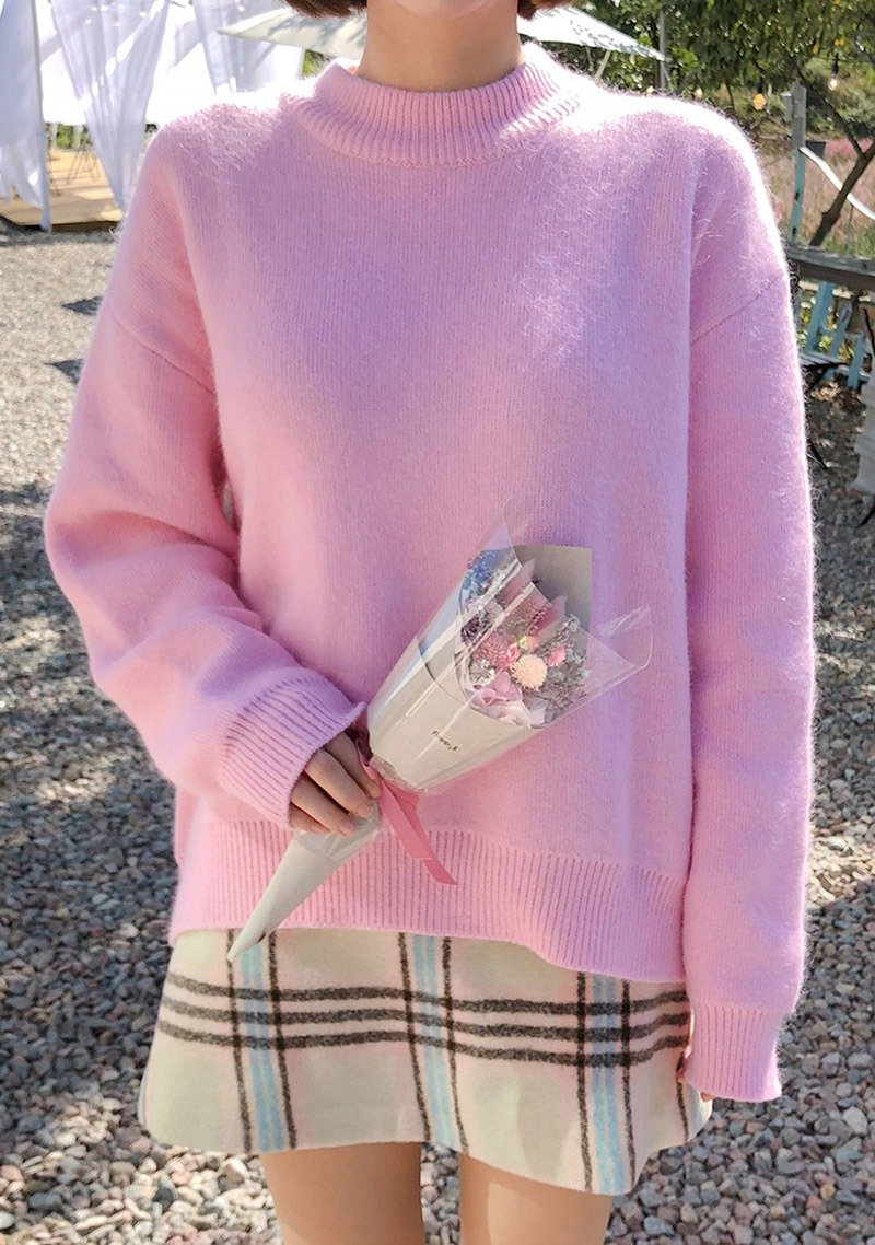 6-colors-angora-knit by chuu