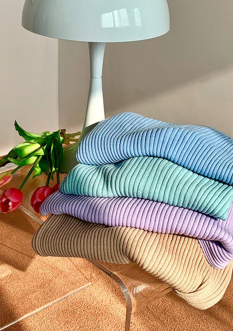 slim-ribbed-boat-neck-knit by chuu