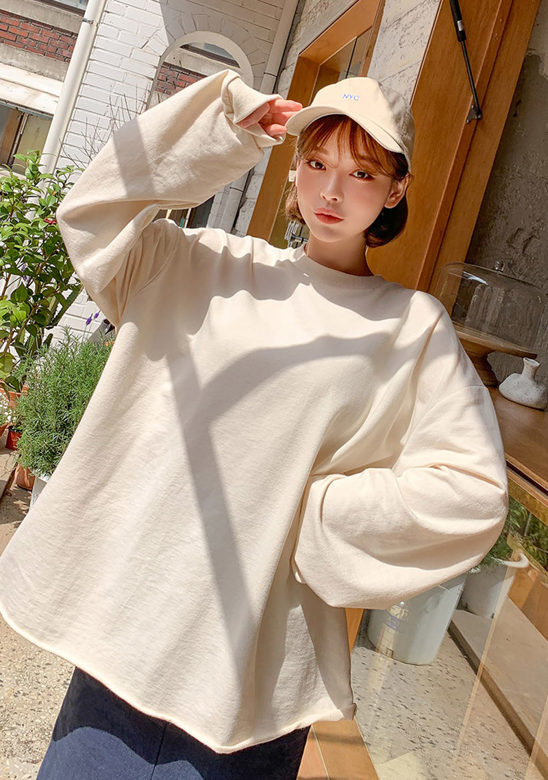 have-a-nice-day-sweatshirt by chuu