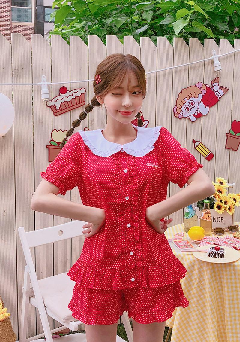 cherry-pie-leegong-cherry-jelly-pajamas-set by chuu