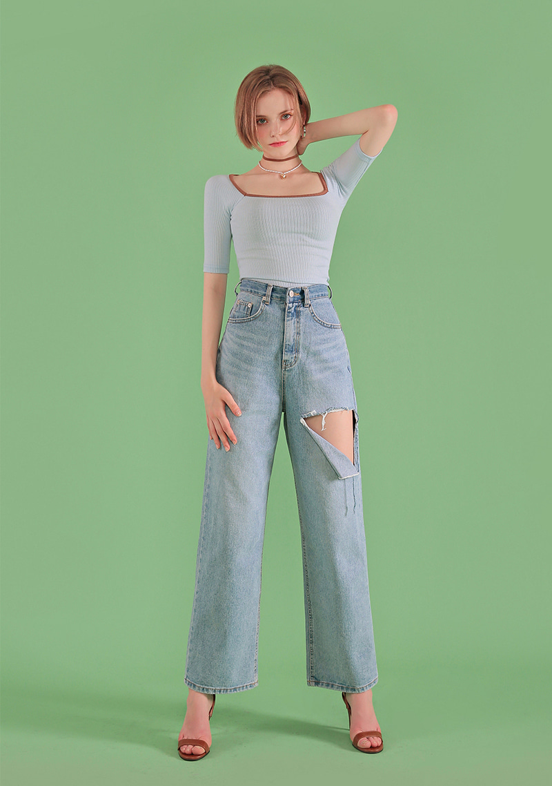 rough-thoughts-jeans by chuu