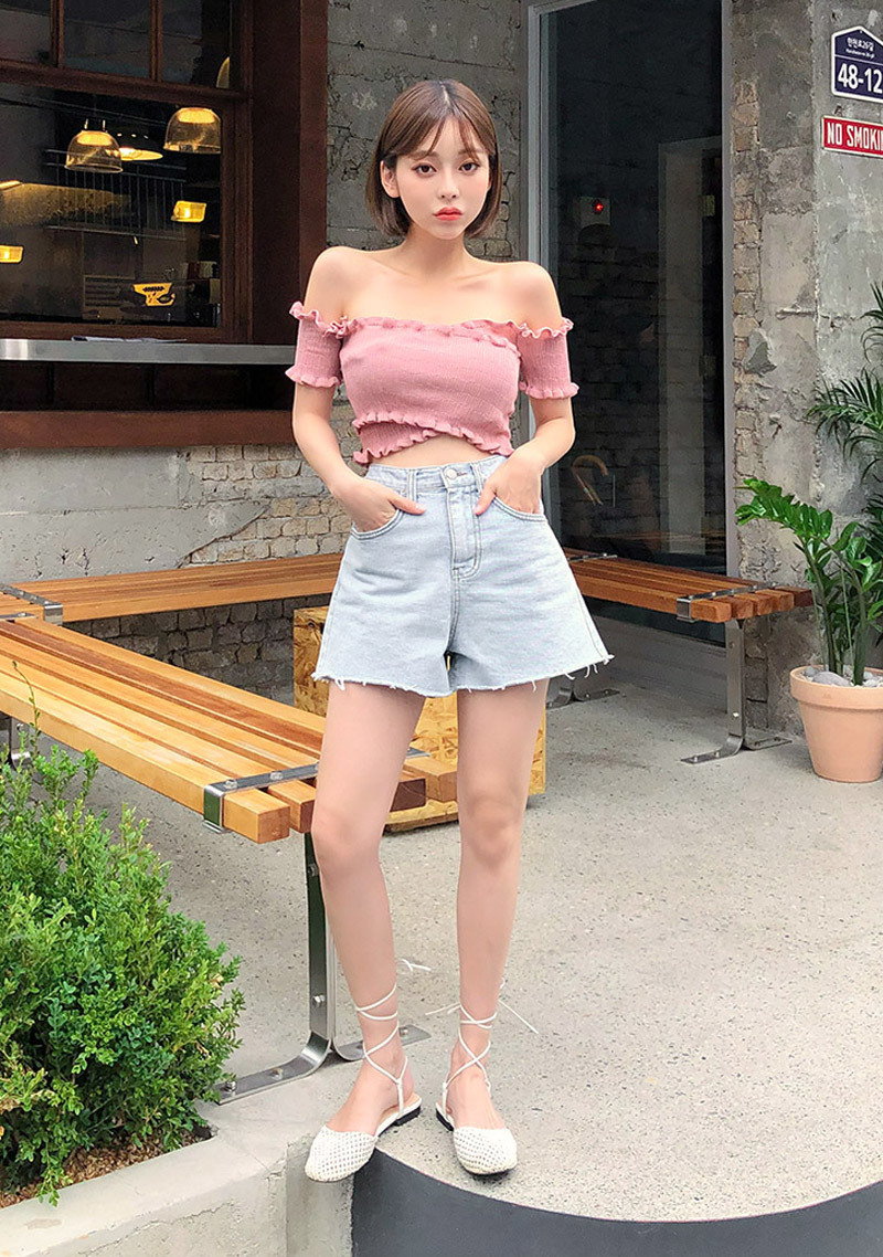 wrapped-around-me-off-shoulder-top by chuu