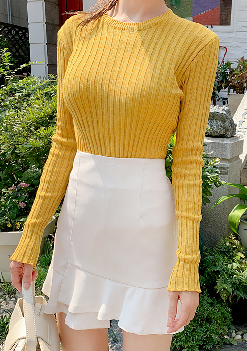 ready-for-fall-knit-top by chuu