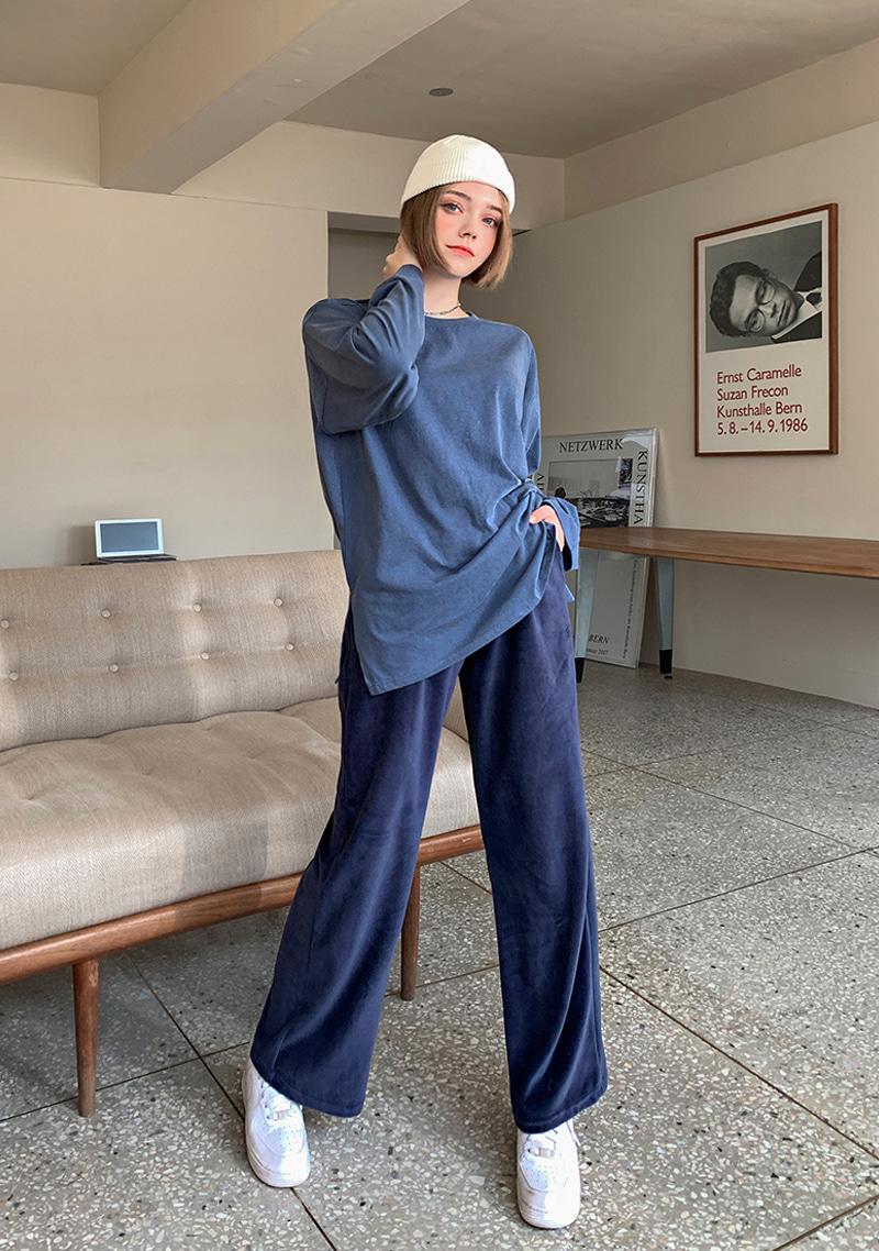 [adan]-comfy-and-pretty-velvet-pants by chuu