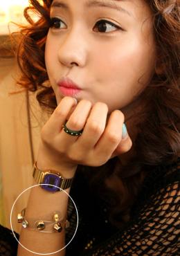 카페인-청춘-bracelet by chuu